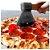Cortador de Pizza Machado - preto - Imagem 2