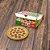 Jogo de Porta Copos Pizza Peperoni - 4 peças - Imagem 4