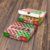 Jogo de Porta Copos Pizza Peperoni - 4 peças - Imagem 5