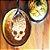 Colher Sugar Spoon Skull - Imagem 2