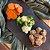 Comida Congelada – Bolinhas de Frango com Batata Doce e Legumes Salteados – 250g – FoodLev - Imagem 1