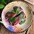 Comida Congelada – Panqueca Rosa de Ricota com Espinafre e Cenoura – 350g – FoodLev - Imagem 1