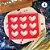 Placa Coração - 09 Cortadores de 4cm - Imagem 3