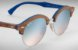 Ray Ban Clubround Wood RB4246M 12179U - Imagem 4