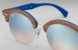 Ray Ban Clubround Wood RB4246M 12179U - Imagem 5