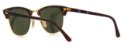 Ray Ban Clubmaster RB3016 1145/30 - Imagem 4