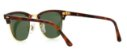 Ray Ban Clubmaster RB3016 W0366 - Imagem 4