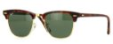 Ray Ban Clubmaster RB3016 W0366 - Imagem 1