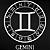 Adesivo - Gêmeos Gemini Signos Do Zodíaco Signs - Imagem 2