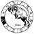 Adesivo - Áries Aries Signos Do Zodíaco Signs - Imagem 1