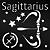 Adesivo - Sagitário Sagittarius Signos Do Zodíaco Signs - Imagem 2