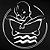 Adesivo - Aquário Aquarius Signos Do Zodíaco Signs baby Bebê - Imagem 2