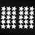 Adesivo - Cartela de Estrelas Stars - Imagem 2