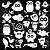 Adesivo - Cartela Animals - Imagem 2