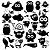 Adesivo - Cartela Animals - Imagem 1