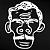 Adesivo - Cartela Retrato Seu Madruga Tripa Seca Chaves Chapolin Chespirit - Imagem 2