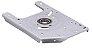 cJ suporte do motor com rolamento original W10488370 - Imagem 1