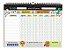 Wall Planner Quadro de Incentivos Semanal Infantil  - Imagem 1