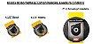Discos de Borracha p/ Esmerilhadeiras e Lixadeiras (Vendidos separadamente) - Imagem 1