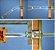 "Bucha para Drywall Togler com parafuso 1/4x2"" (5cm) - Imagem 2"