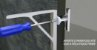 "Bucha para Drywall Togler com parafuso 1/4x2"" (5cm) - Imagem 3"
