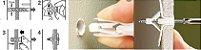 Bucha Fly para Gesso / DryWall - Imagem 2