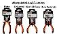 """Alicates """"mini"""" 4 1/2"""" - 114mm (Vendidos separadamente) - Imagem 1"""