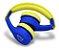 Headphone Estereo com Limitador de Volume Safe Kids Joy ELG - Imagem 3