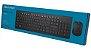 Kit Mouse e Teclado Sem Fio TC212 Multilaser - Imagem 1
