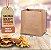 Sacola Kraft  Delivery I 31X19X30 100 unidades R$ 65,00 - Imagem 1