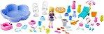 Polly Pocket Kit Moda Festa Da Piscina Gfr07 Mattel - Imagem 5