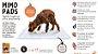 Tapete higiênico ultra absorvente para cães- Tam G-30 Unid - Imagem 3