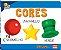 Kit Educativo: Bola Encaixe Cores e Formas + Livro Cores + Livro Formas - Imagem 3