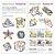 Quebra-cabeça Puzzle 3D Varetas 170 peças - Imagem 4
