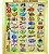 Quebra-cabeça Metades - 55 pecas - Imagem 1