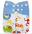 Safari Colorido - Simfamily - Pull - Pocket - Interior em suedine - Imagem 1