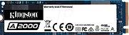 SSD M.2 NVME KINGSTON A2000 - Imagem 1