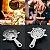 Coador Strainer Inox Profissional De Coquetel Barmen - Imagem 3