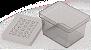 Organizador Multiuso 2,8L c/tp Gelo Ordene - Imagem 1