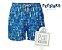 Swim Shorts infantil Barche Navegar Azul - Imagem 1