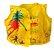 Colete inflável tropical - Imagem 1