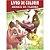 Livro de Colorir Animais da Fazenda - Imagem 1