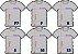 Camiseta camuflada dry fit  - Imagem 5