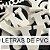 Letra Caixa 10 mm Espessura( Pvc Expandido - Fonte Arial e/ou Comum) - Imagem 1