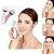 Aparelho Massageador Eletroestimulação Facial Ultrassônico - Anti-rugas  - Imagem 5
