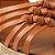Sandalia Marrom Plataforma Tiras Nós - Imagem 6