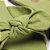 Rasteira Tecido Laço Verde - Imagem 3