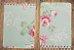 2 Blocos tecido Shabby Floral - Imagem 1