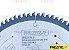 SERRA CIRC. P/ MDF/MDP Ø250X3,2X30 Z=80 40° ALTERNADA (B86525018030) - Imagem 2