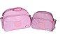 Kit de Malas Maternidade Milão Urso (rosa e azul) Lilian Baby - Imagem 2